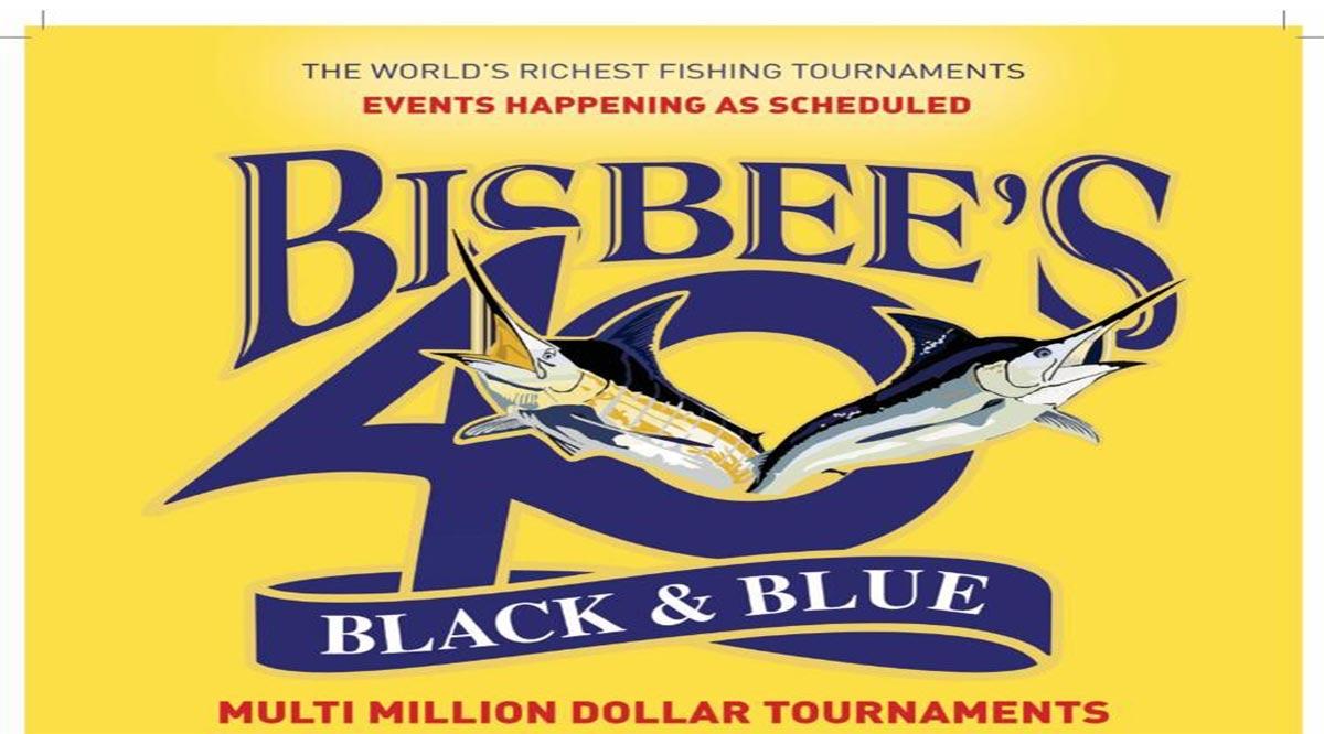 Será del 20 al 24 de octubre el torneo Bisbee's Black & Blue