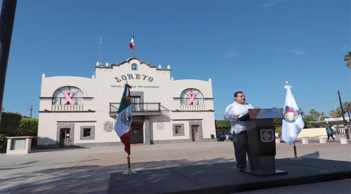 BCS es un Estado fuerte, libre, próspero y vigoroso: C. Mendoza