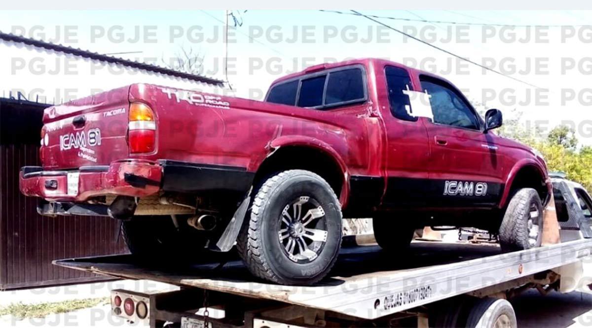 Recuperaron vehículo robado en La Paz