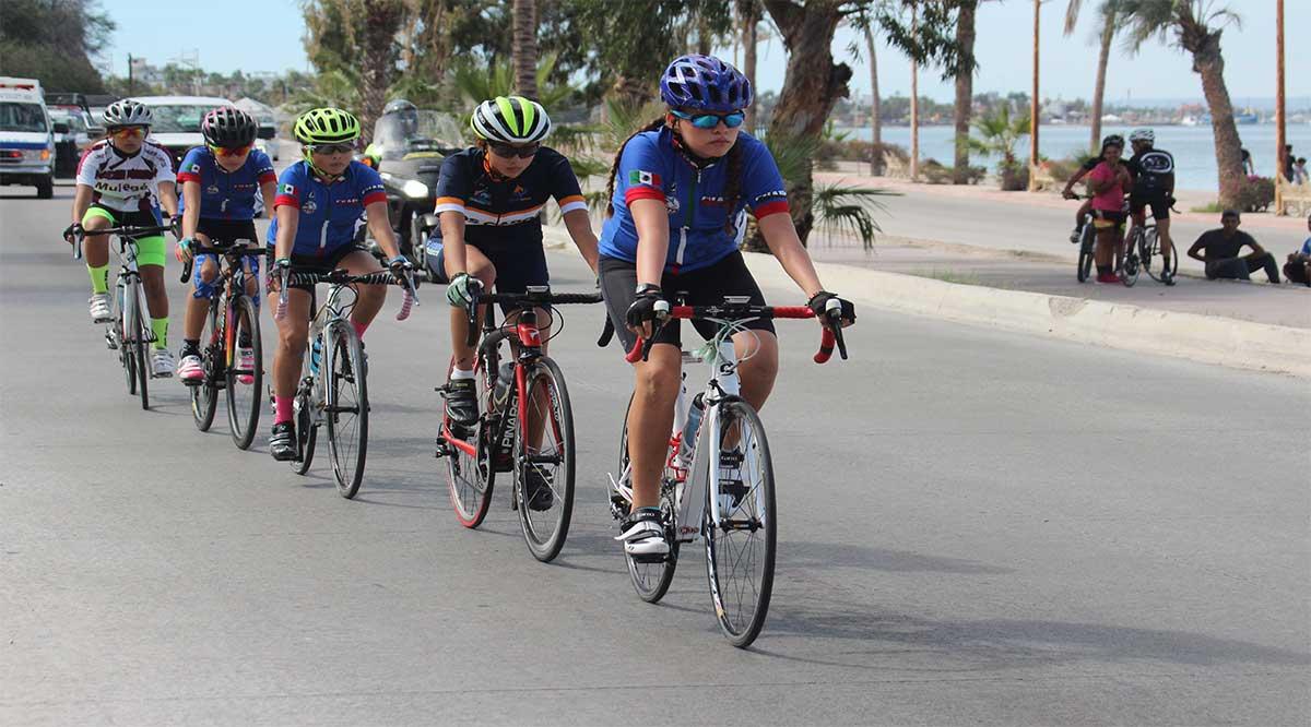 Se realizará en Los Cabos el selectivo de ciclismo infantil de BCS