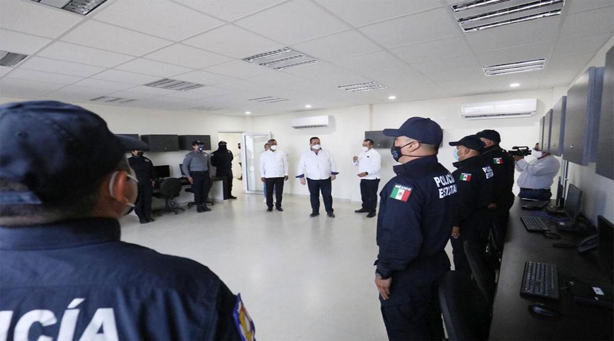 Entregó el Gobernador la Comisaría de la Policía Estatal en Los Cabos