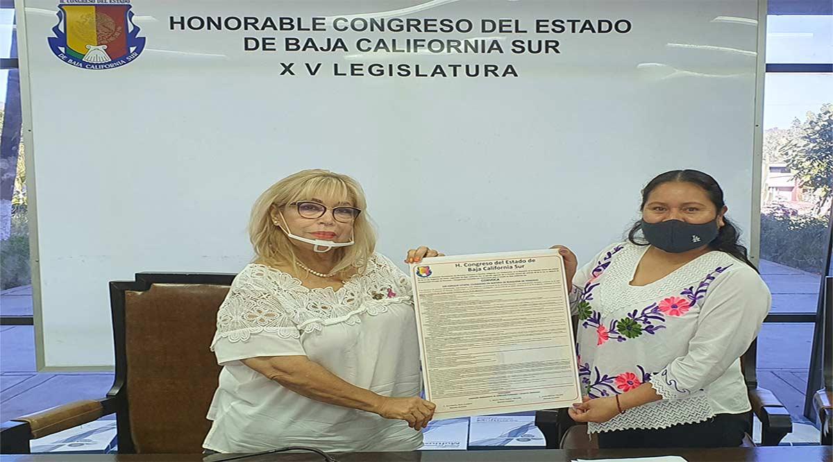 Convoca Congreso de BCS a integrar el Consejo Estatal Ciudadano en Materia de Búsqueda de Personas