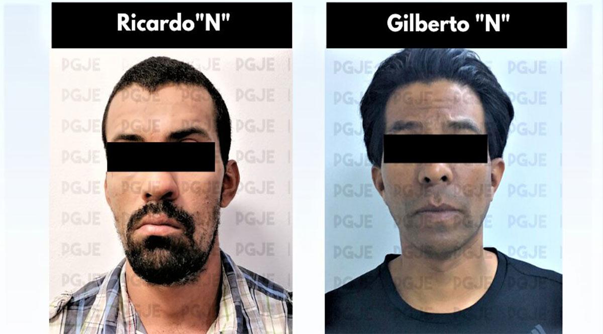 Detienen a dos personas por robo en BCS