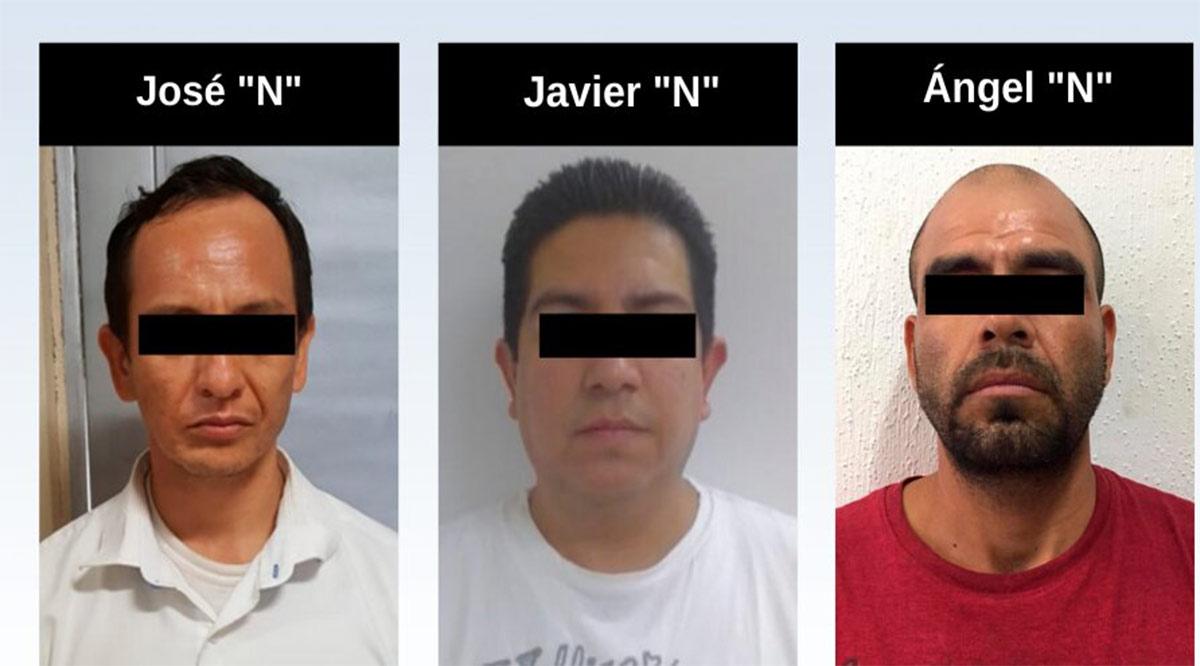 Detienen a 3 personas por la comisión de diversos delitos en La Paz y Los Cabos
