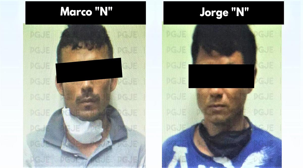 Prisión preventiva contra imputados por robo con violencia en La Paz