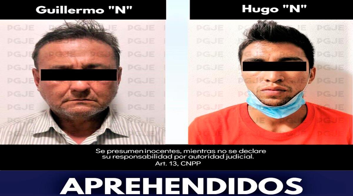 Detienen a sujetos en La Paz y Los Cabos