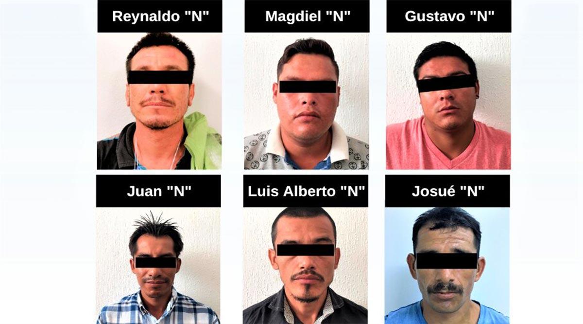 Detuvieron a 6 personas en BCS