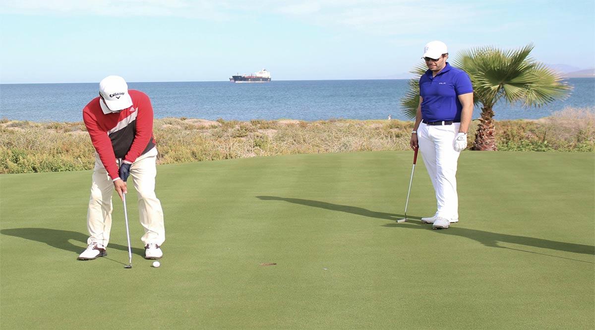 En puerta Torneo de Golf en La Paz para principios de noviembre