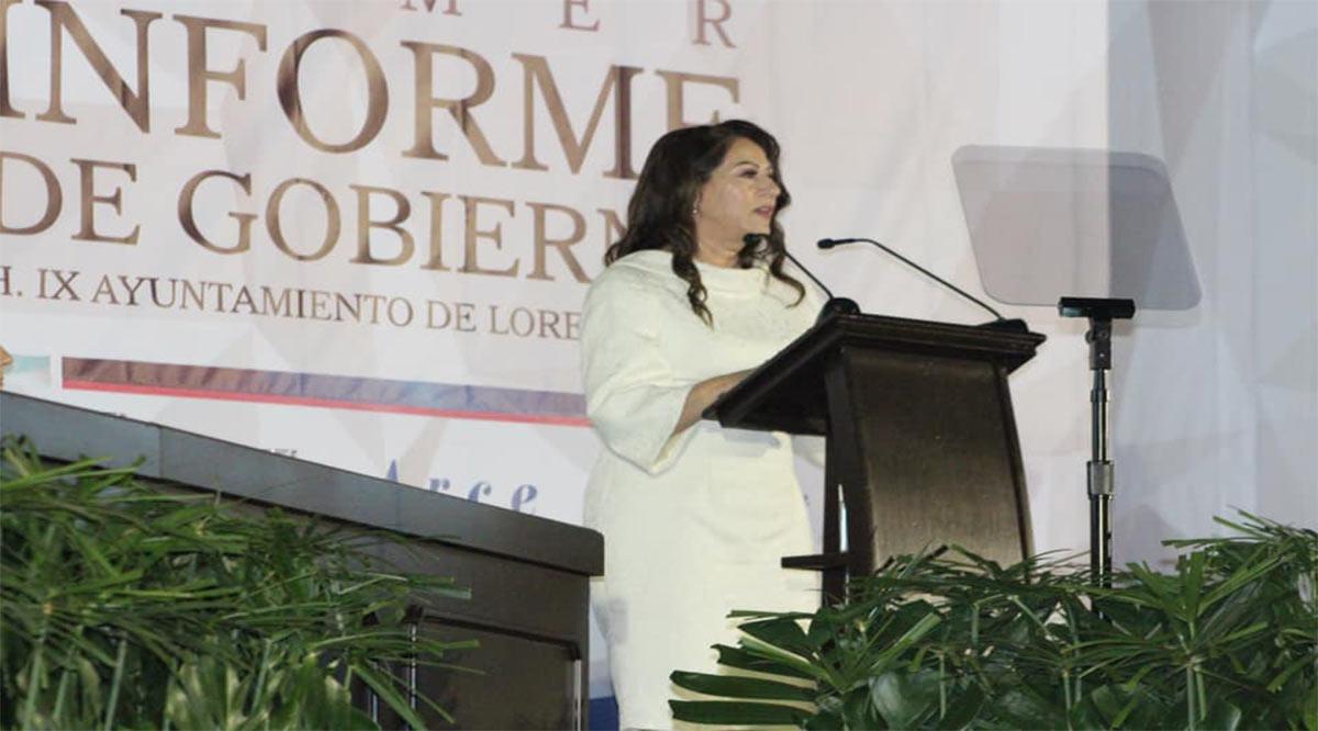 Dará su II Informe de Gobierno la Alcaldesa de Loreto el 30 de octubre