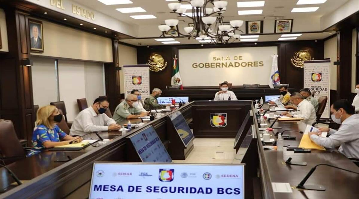Fortalecerá Mesa de Seguridad filtros de revisión secundaria en BCS