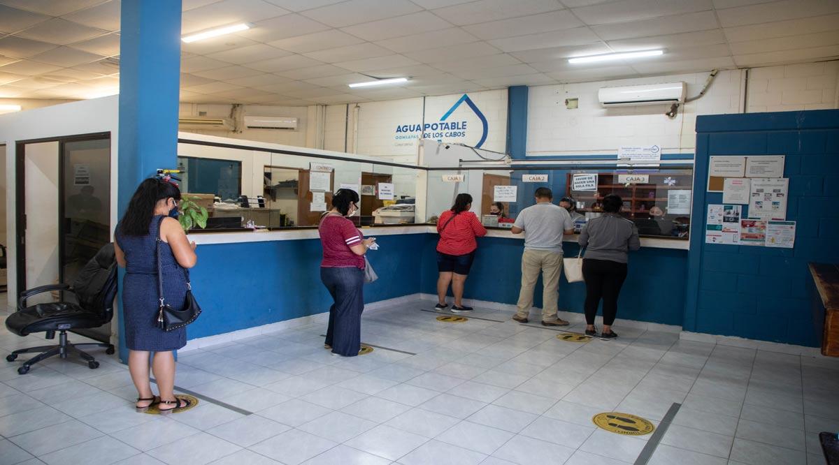 Rechaza Oomsapas de Los Cabos incremento en sus tarifas de agua