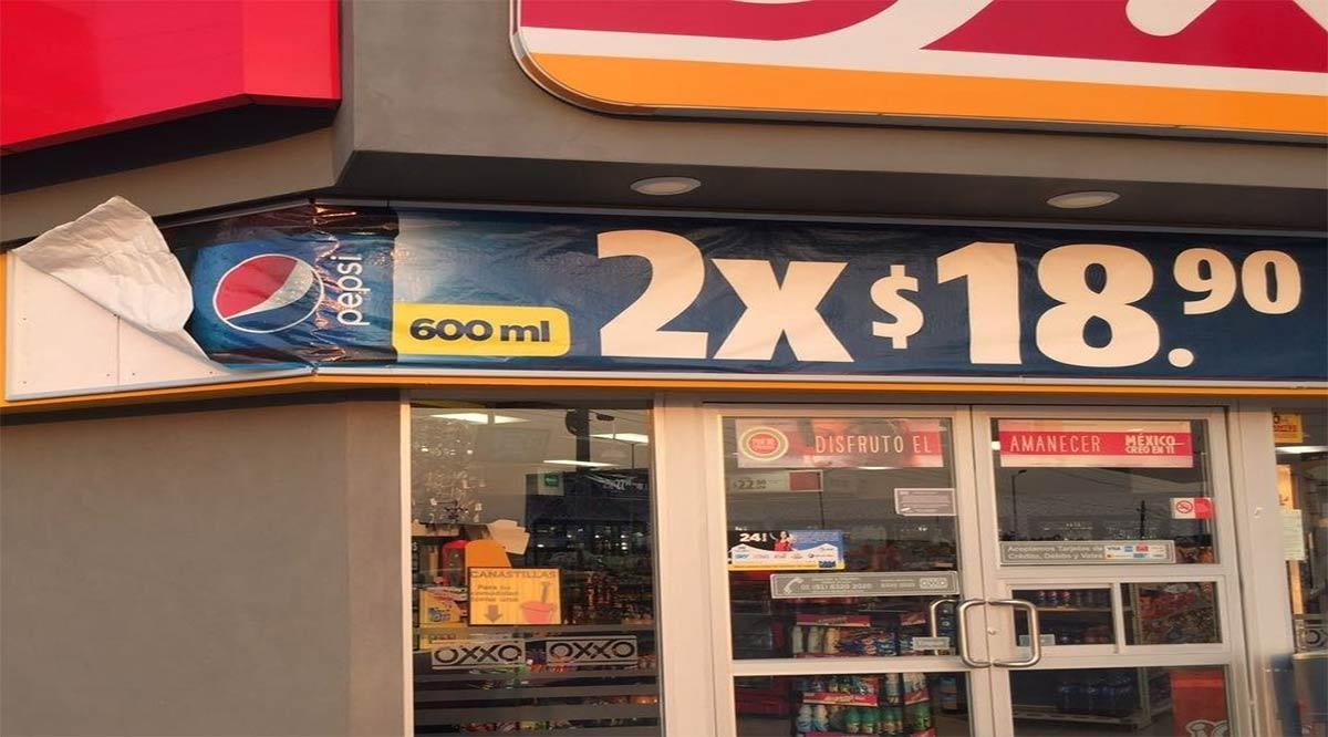 Un Oxxo, negocio de autopartes y tienda de abarrotes sufren asaltos en La Paz