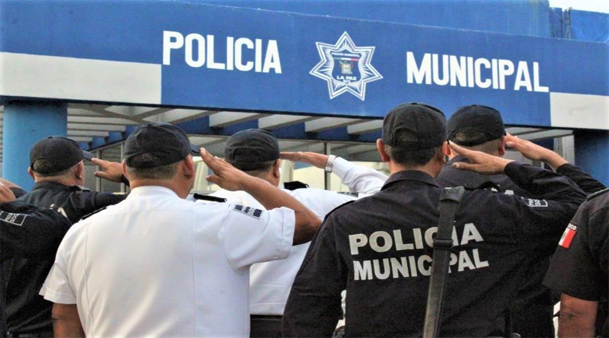 Primero que el Alcalde de La Paz cumpla y luego busque su candidatura: Policías