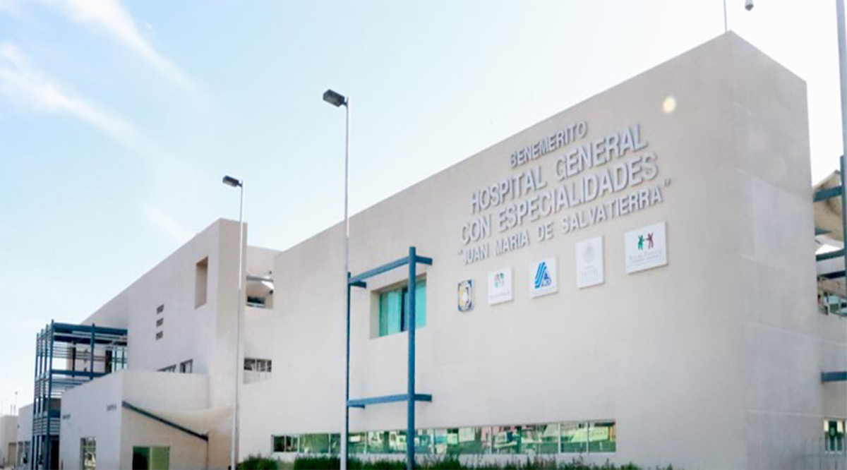 Hospitalizan a joven con síntomas de ahogamiento e hipotermia