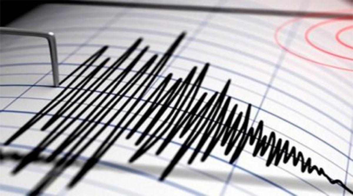 Reportan 2 sismos con epicentros cercanos a Santa Rosalía