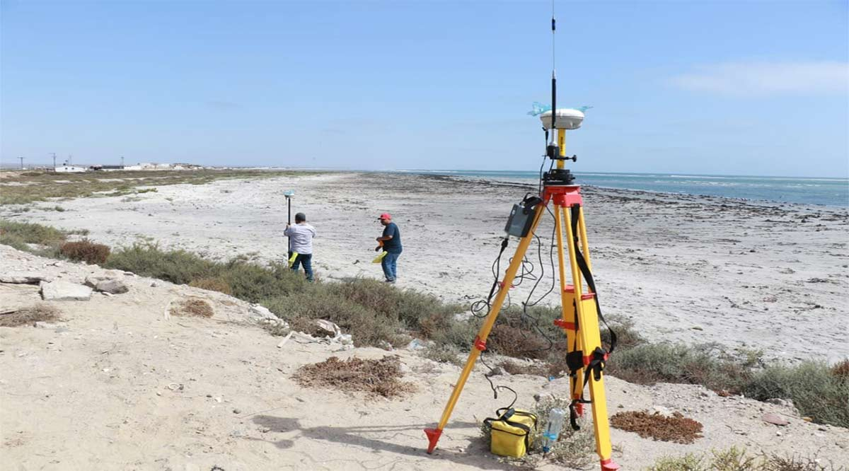 Confirman construcción de la primera etapa del andador costero en La Bocana