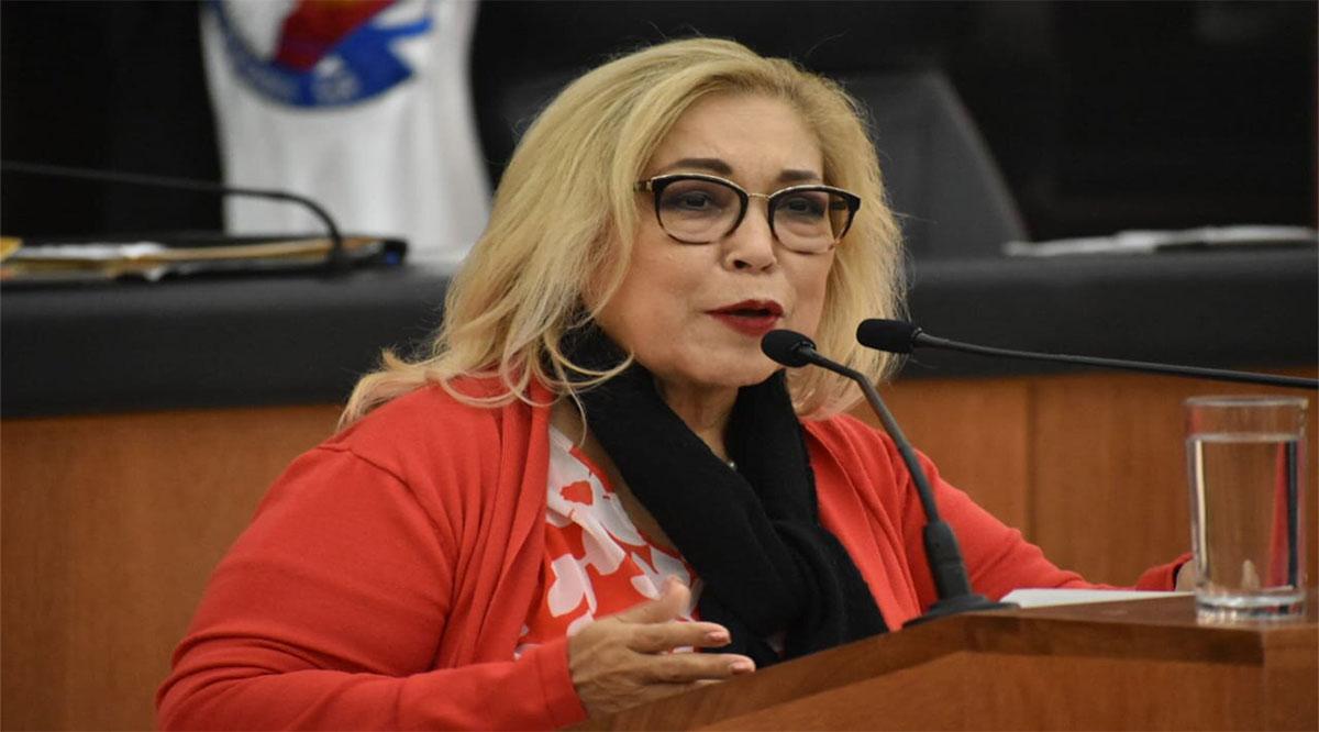 Propone diputada Beltrán la creación del Registro de Deudores Alimentarios en BCS