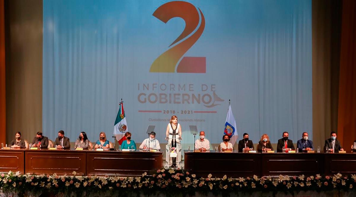 Resalta Alcaldesa de Los Cabos que la pandemia obligó a reorientar el presupuesto 2020