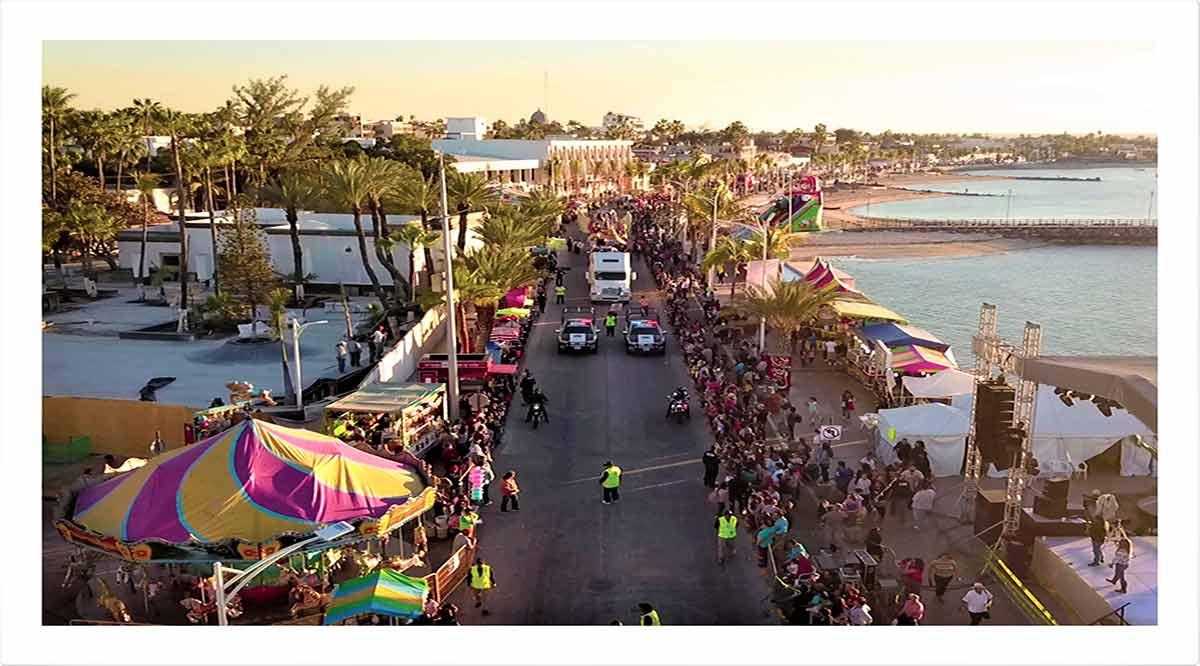 Posponen todas las actividades del Carnaval La Paz 2021