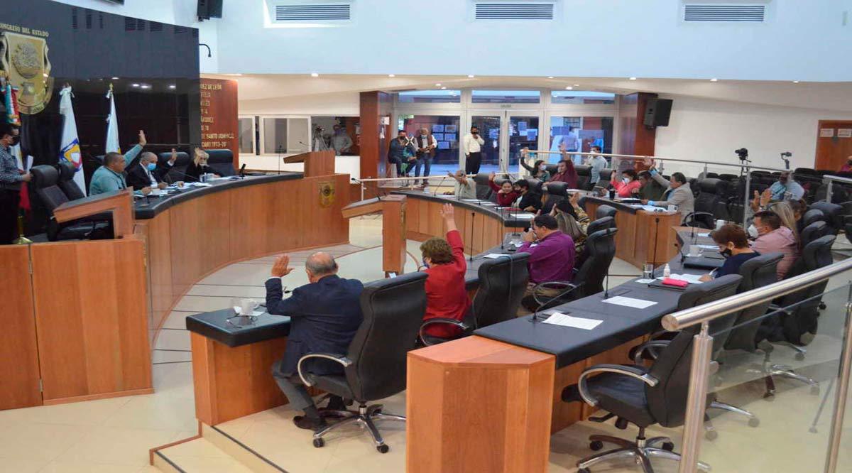 Reelige Congreso de BCS a magistrado Paul Razo