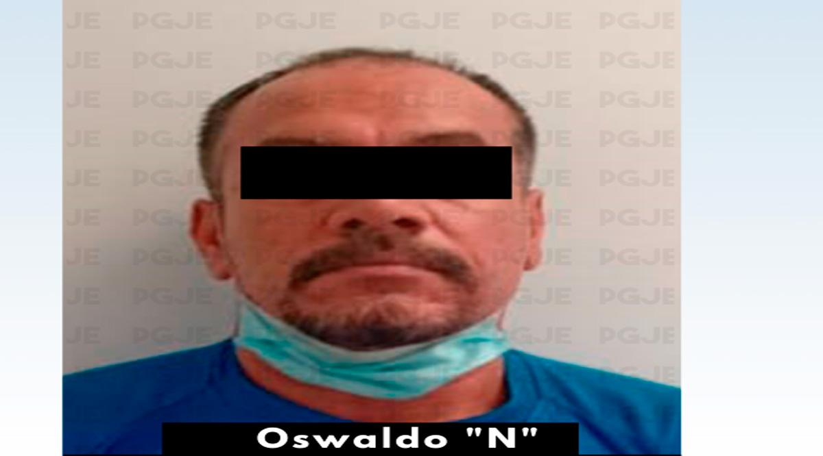 Aseguran a sujeto con un arma, cartuchos y un vehículo en La Paz