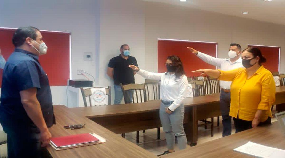 Asume Gisel Quirós presidencia de la Asociación de Esgrima de BCS