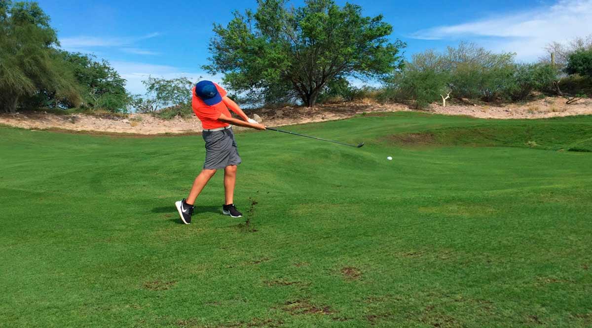 Definen fechas de eliminatorias del Circuito Infantil y Juvenil de Golf en BCS