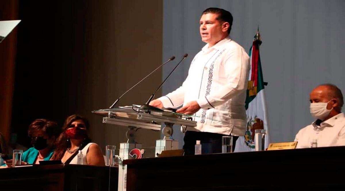 Impulsa gobierno de BCS el mejor futuros para todo: A. de la Peña