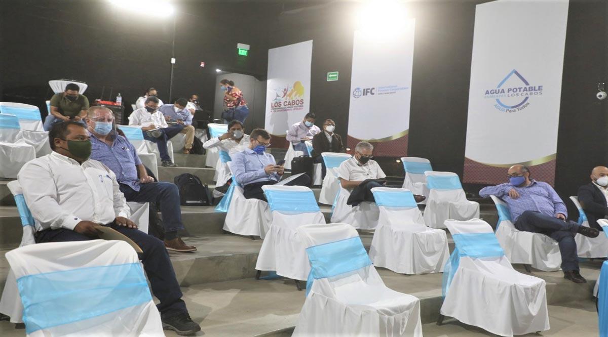 Participan 8 empresas en la licitación para construcción de la planta desaladora en CSL