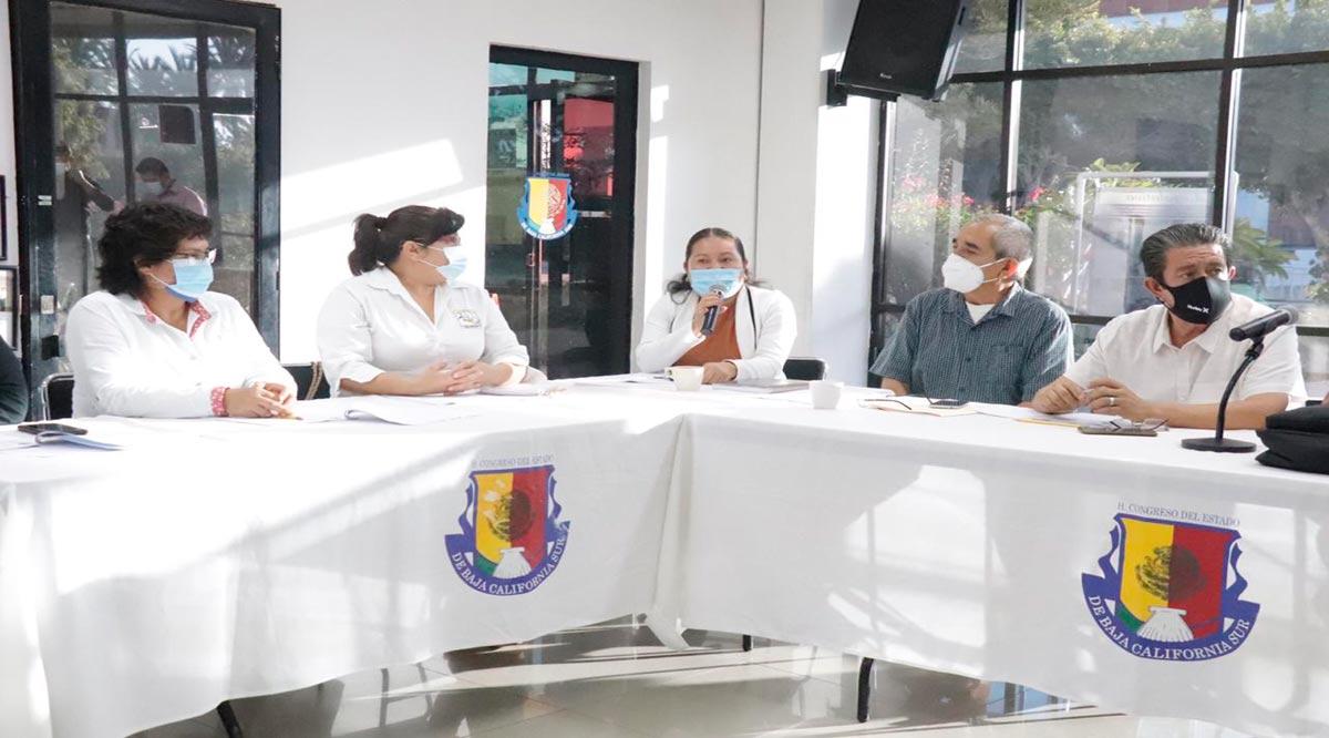 En diciembre emitirá el Congreso de BCS su dictamen sobre la Universidad de la Salud
