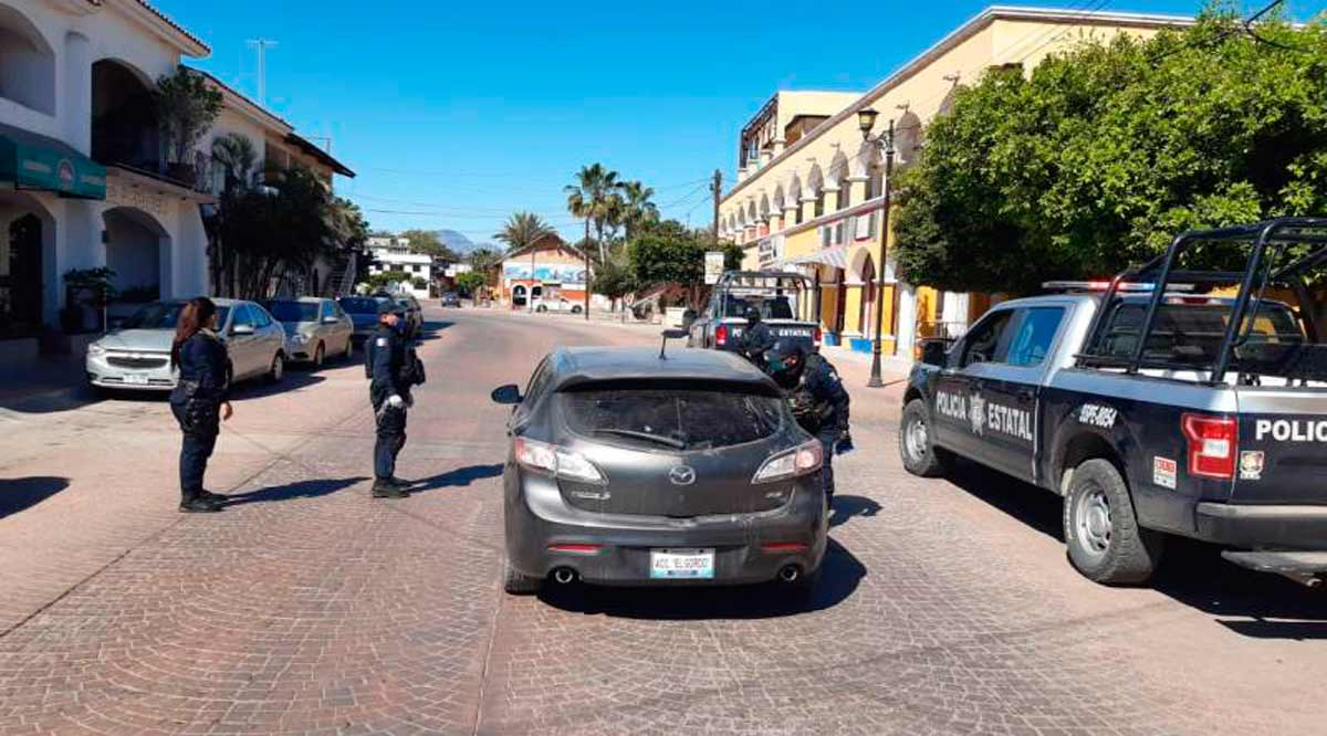 Despliega Seguridad Pública operativos para inhibir y combatir delitos en Loreto