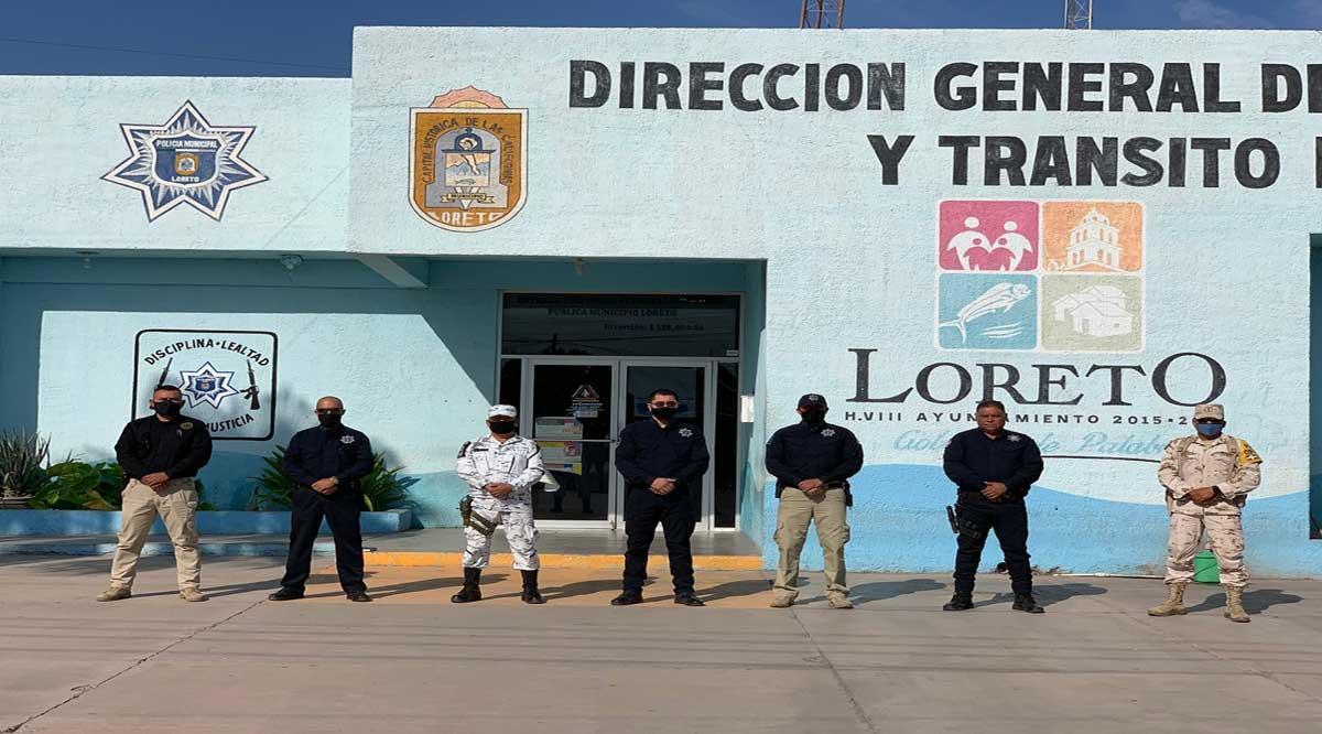 Se ha reducido en Loreto el 63% del índice delictivo en lo que va de noviembre