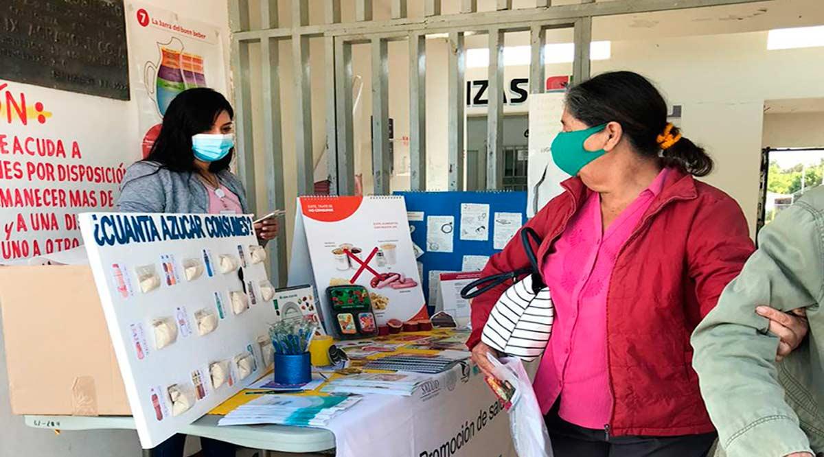 Fomenta SSA prevención de enfermedades respiratorias en Comondú