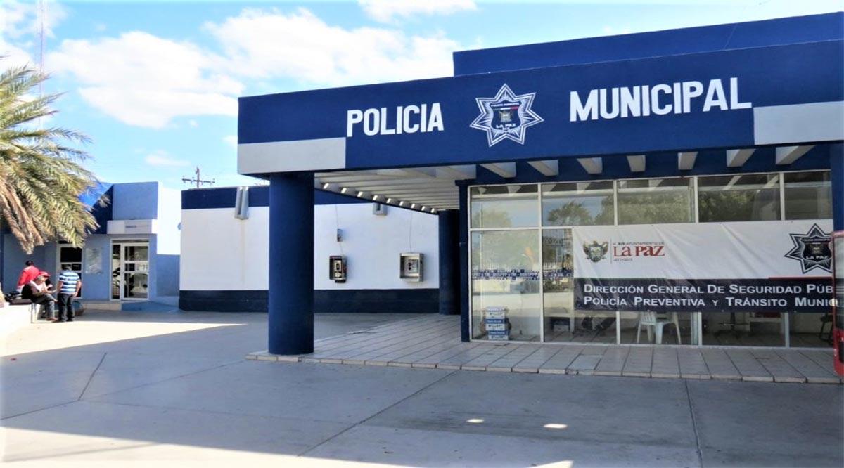 Sancionará la Comisión de Honor y Justicia de la Policía de La Paz hechos de violencia entre elementos