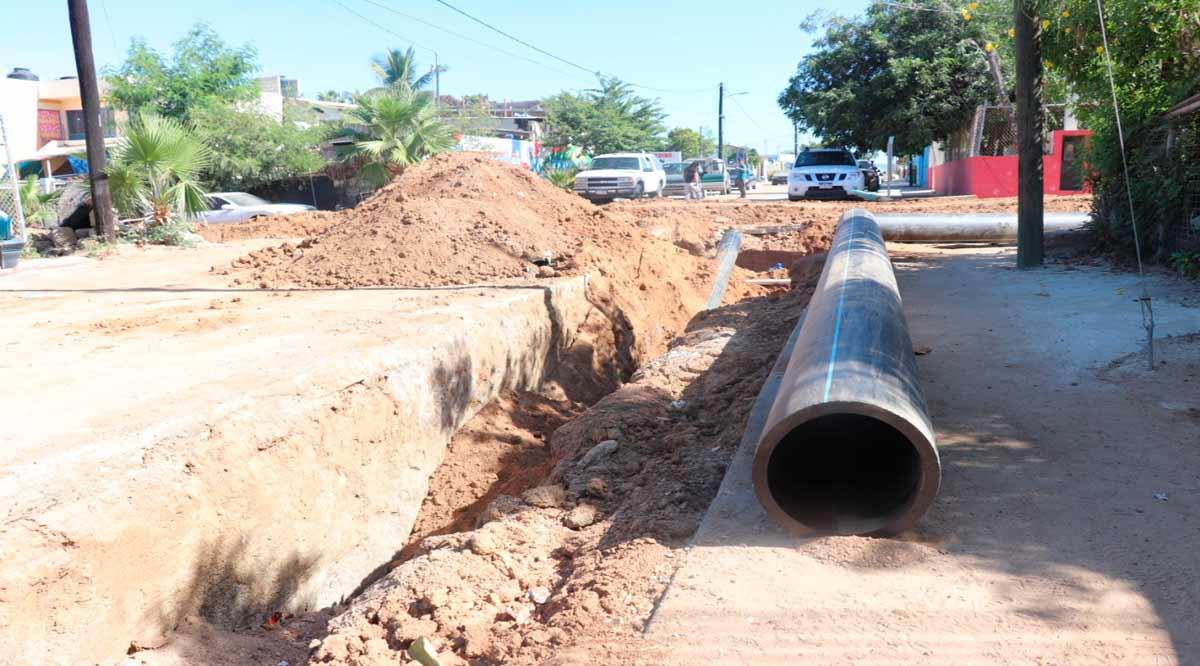 Rehabilitan red de agua potable en beneficio de más de 2 mil familias de CSL