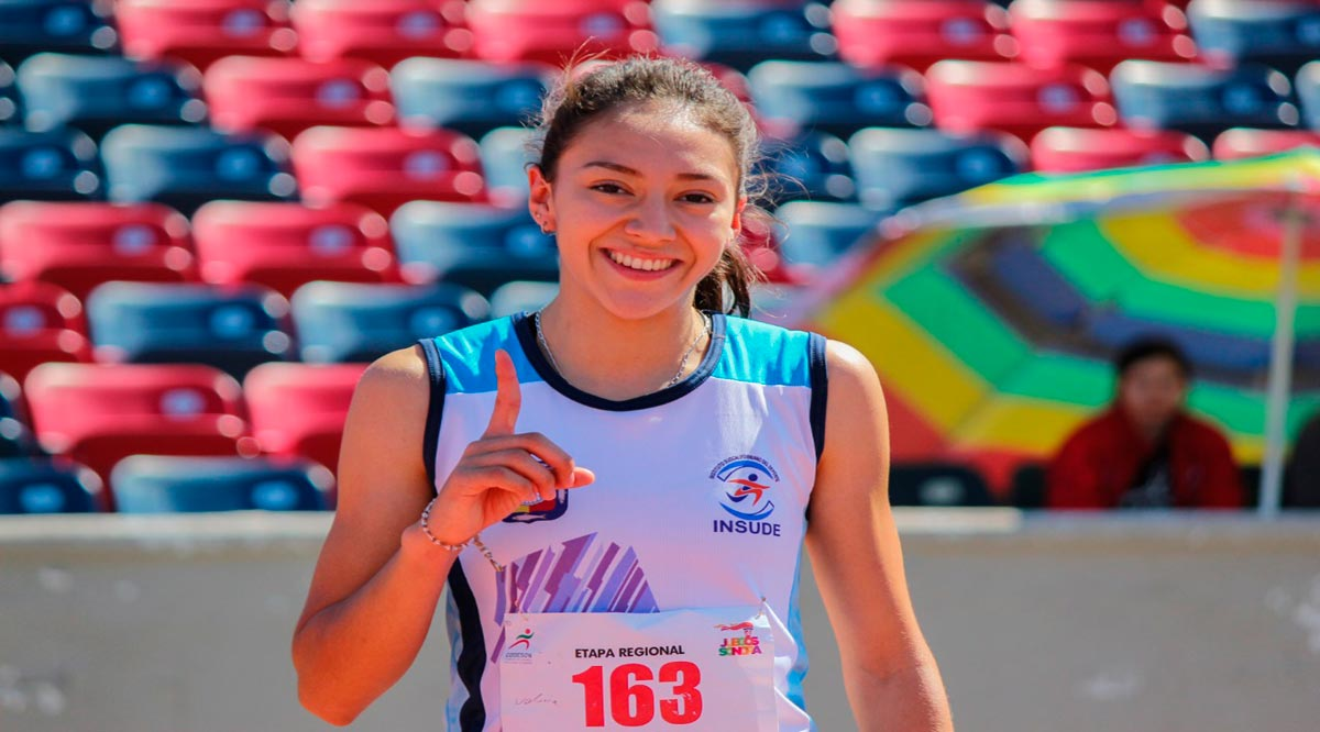 Tiene Valeria González la mira en los Panamericanos Junior 2021