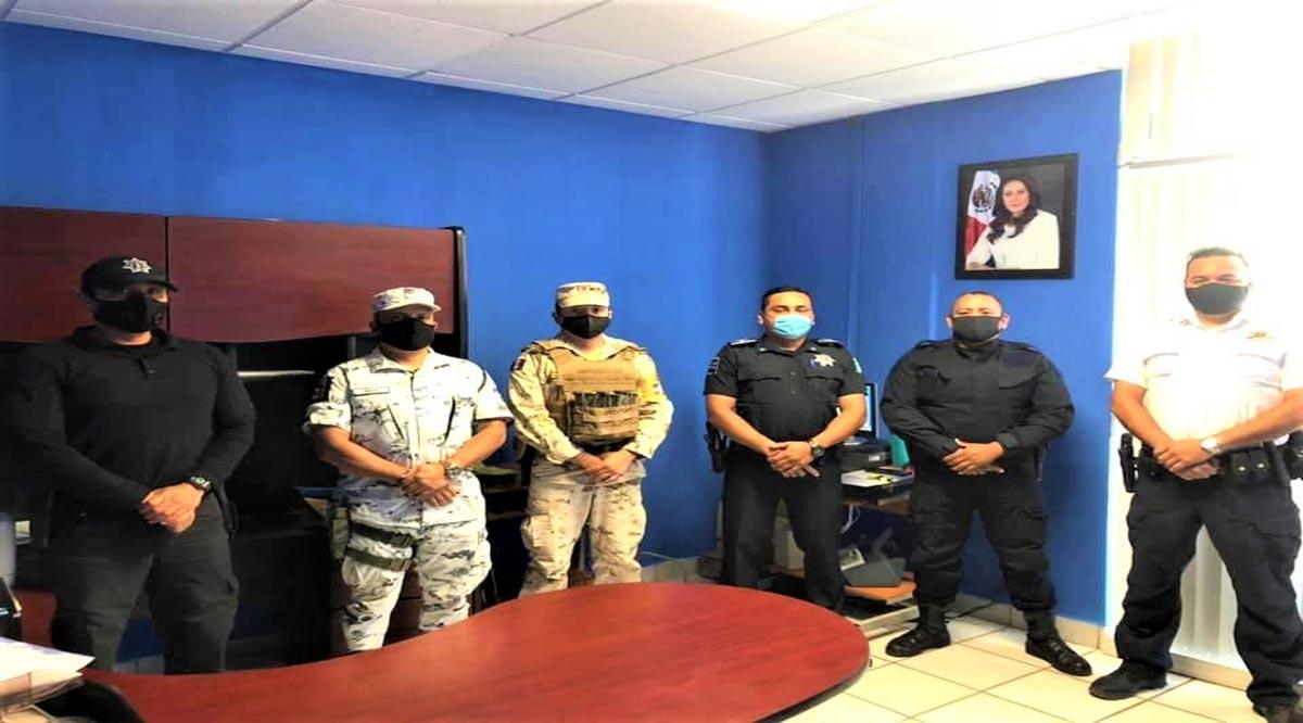 Reforzarán operativo de vigilancia del 1 al 3 de diciembre en San Javier