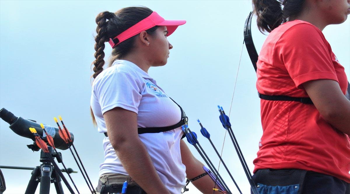 Viviana Díaz quedó en cuarto lugar del Torneo de Calaveras