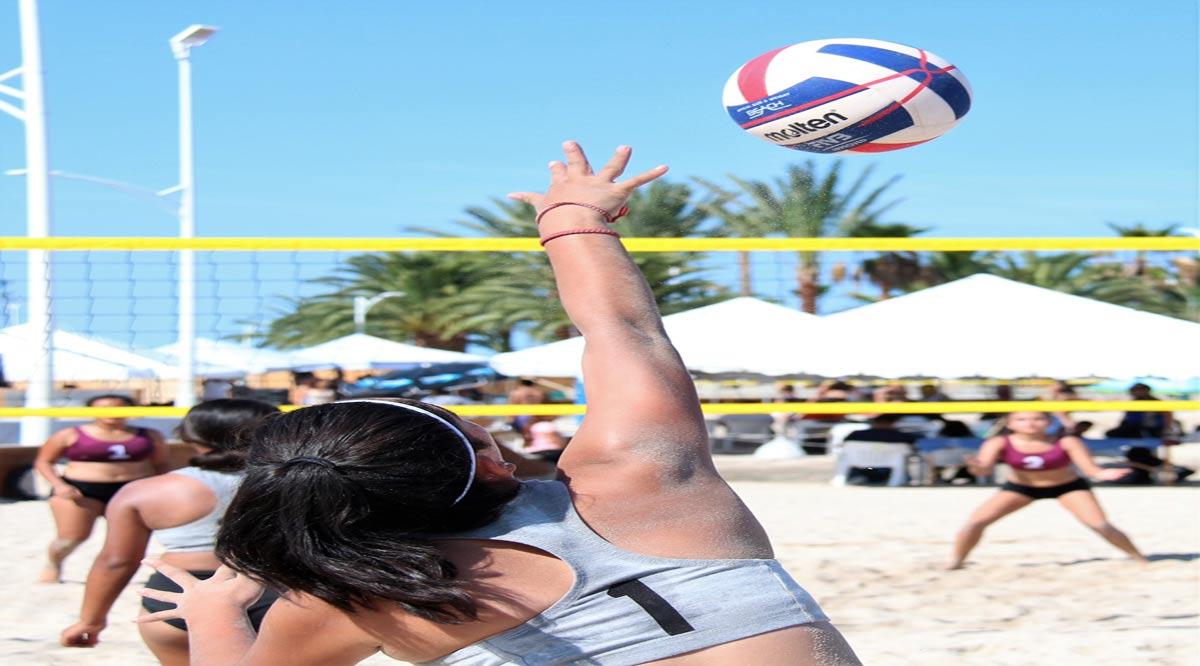 Sigue BCS como opción para sede del Campeonato Nacional Juvenil de Volibol de Playa