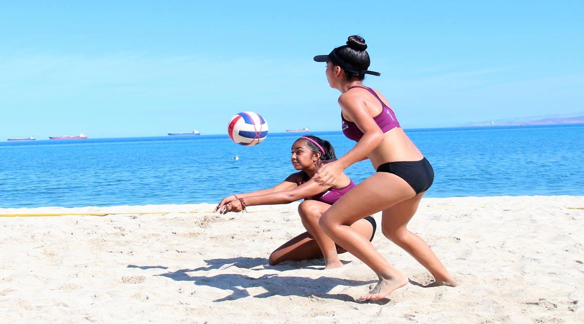 Solicitará la ASV sede nacional de volibol de playa juvenil