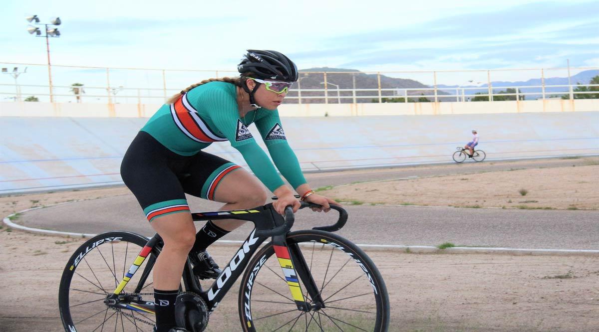 Lista Yuli Verdugo para reaparecer en las pistas de ciclismo