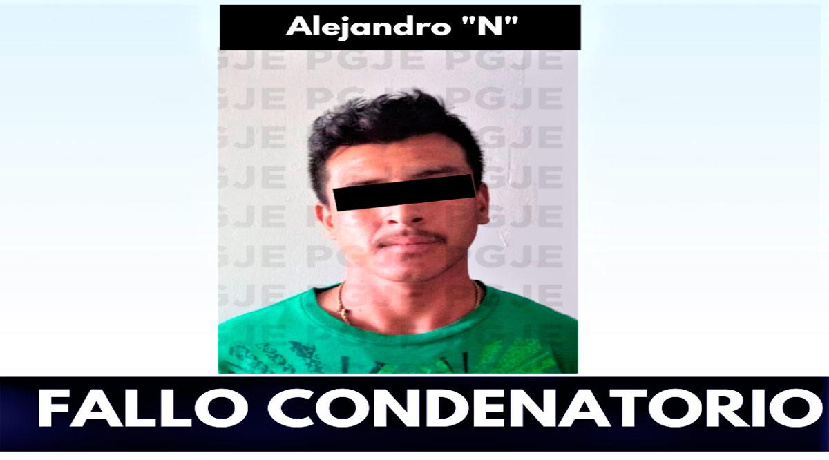 Fallo condenatorio contra imputado por violación en Comondú