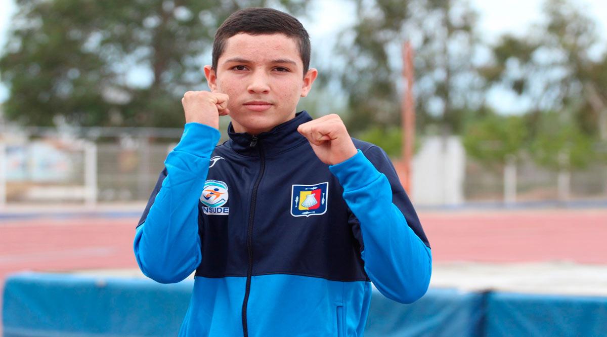 Va Francisco Sandoval por el campeonato nacional de boxeo