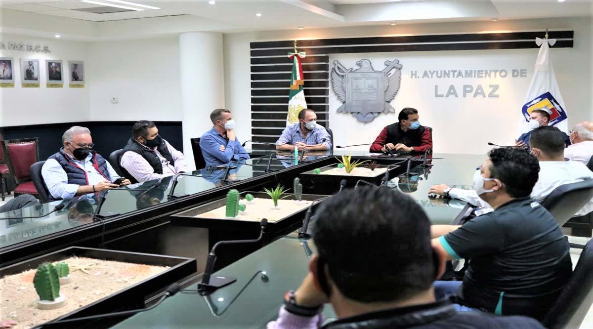 Hay intención de traer a La Paz futbol de la Liga de Expansión