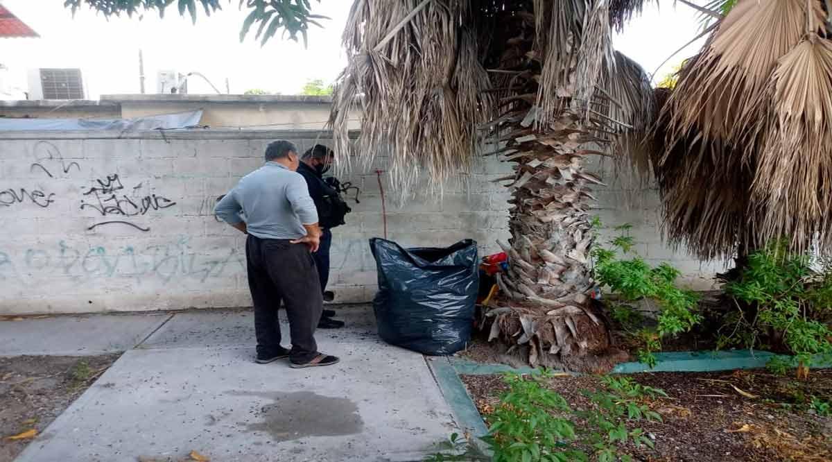 Resguarda Policía de La Paz hallazgo de juguetes infantiles