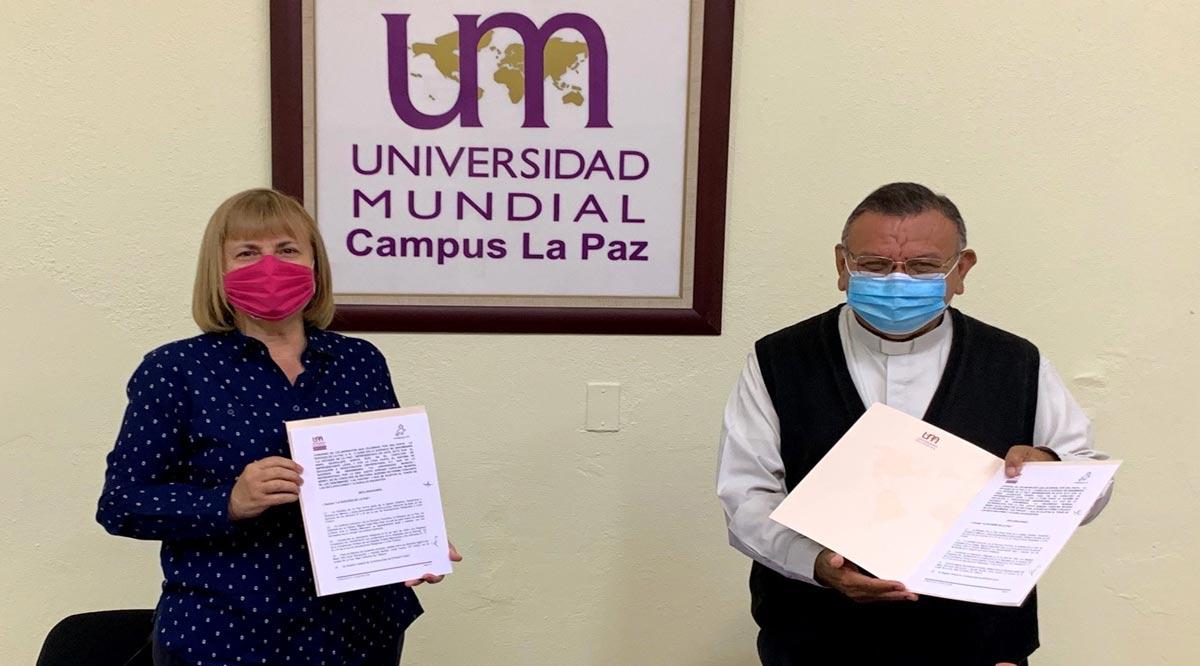 Podrán realizar su servicio social estudiantes de la UM en Centro Kumi y Asilo San Martín de Porres