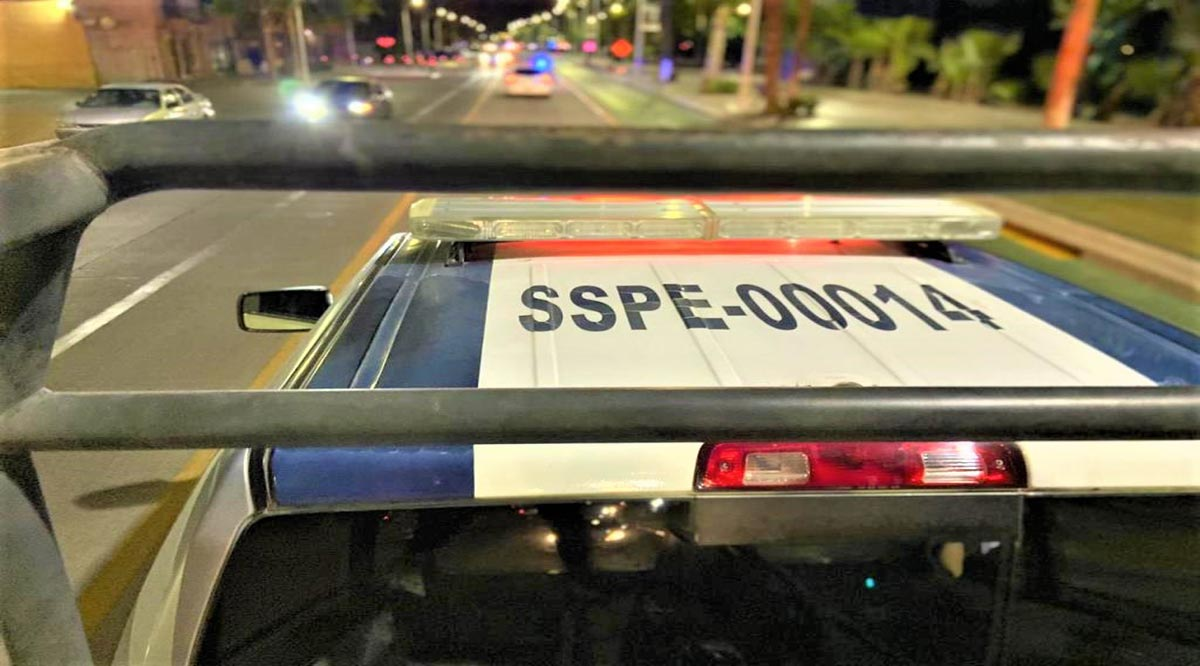 Desplegará la SSPE más de 300 agentes para el operativo Guadalupe-Reyes en BCS
