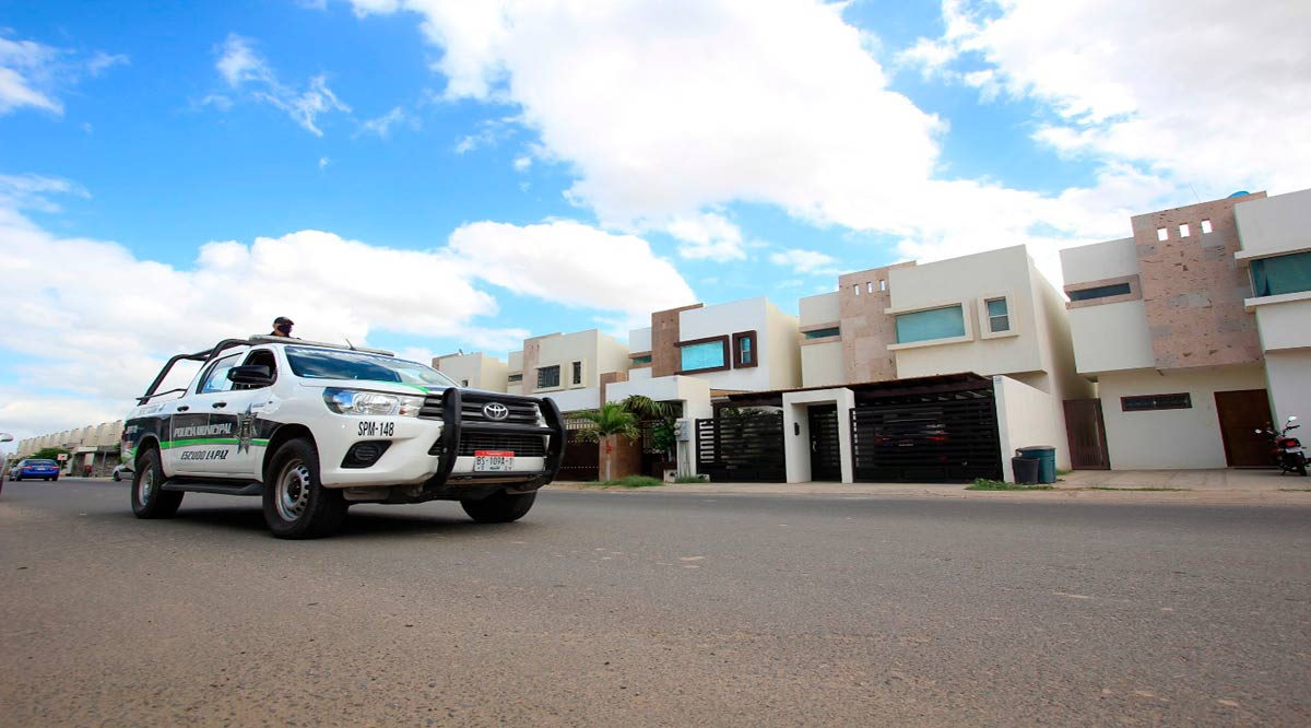 Entregarán 9 vehículos radiopatrulla en La Paz