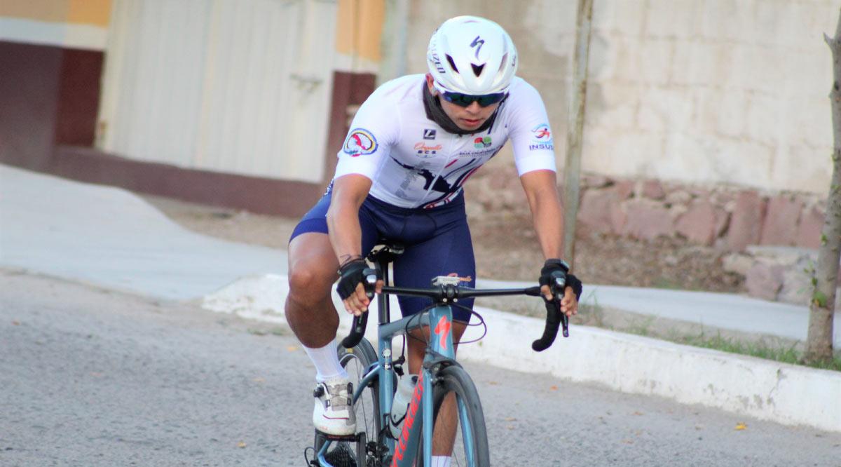 Participará Ricardo Peña en evento ciclista en Colombia