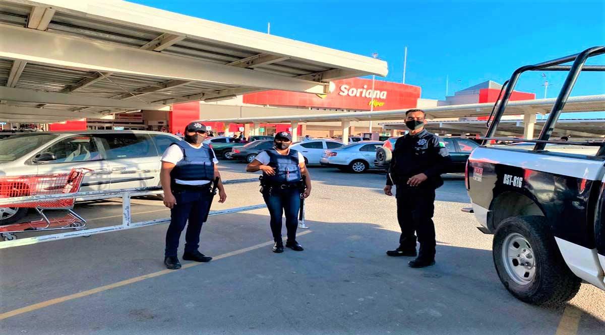 Garantizan en Los Cabos fiestas seguras con operativos de Seguridad Pública